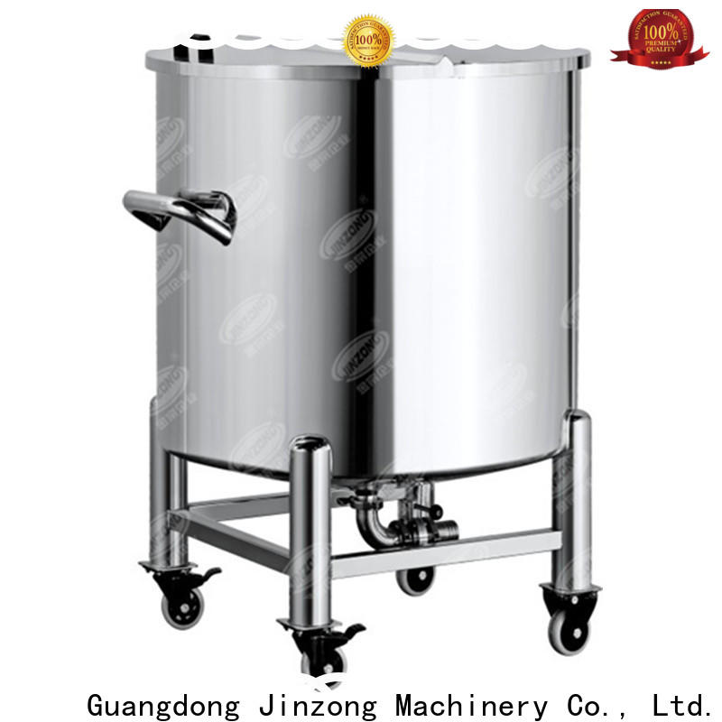 Jinzong Machinery top commercial butcher equipment manufacturers for pharmaceutical