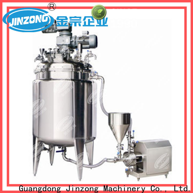Jinzong Machinery making radio frequency equipment for sale for pharmaceutical