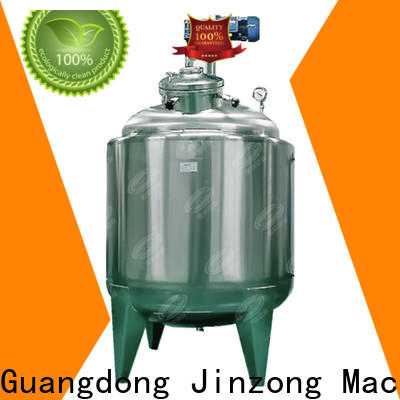 Jinzong Machinery machine pasteurization equipment supply for food industries