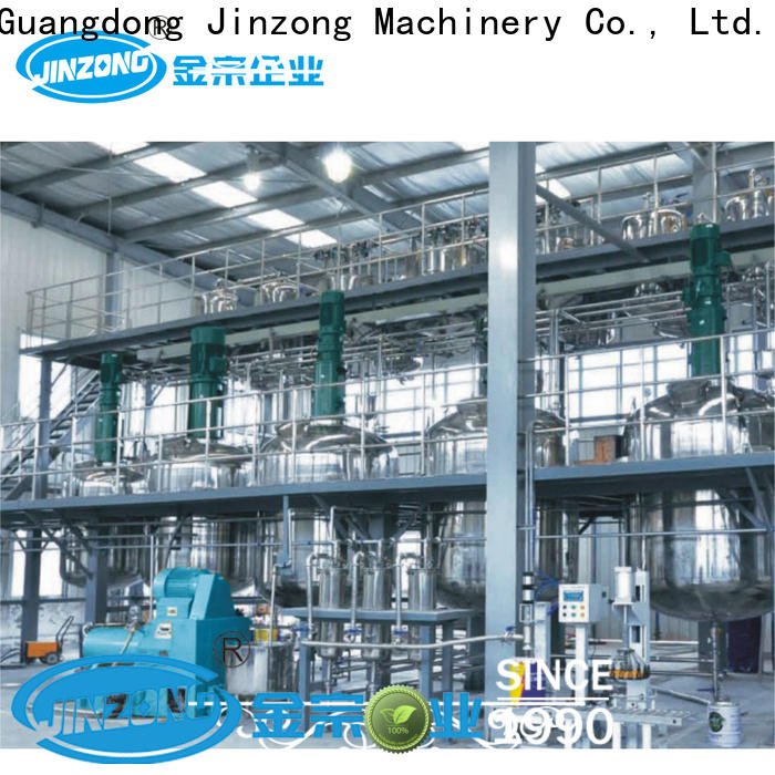 Jinzong Machinery horizontal ellison machines company for industary