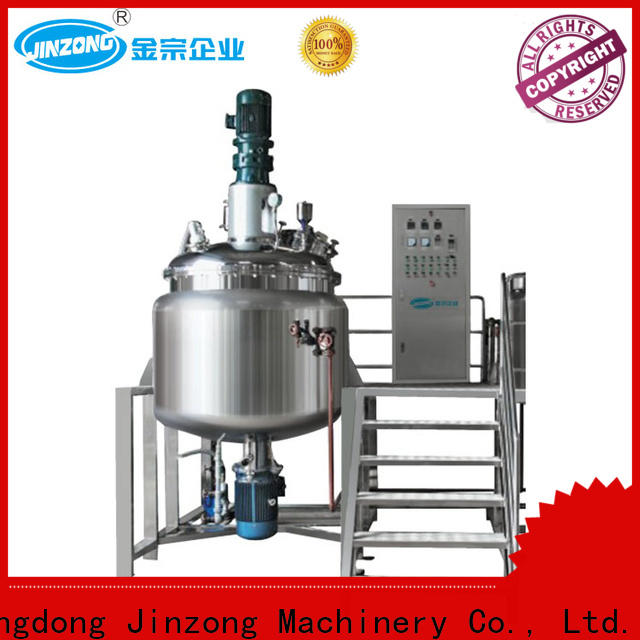 Jinzong Machinery stainless steel pearson equipment Chinese for The construction industry