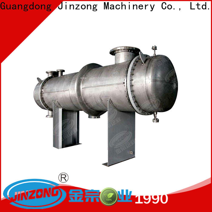Jinzong Machinery glasslined palletized equipment online for reaction