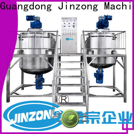 Jinzong Machinery utility vegetable mixer machine manufacturers for nanometer materials