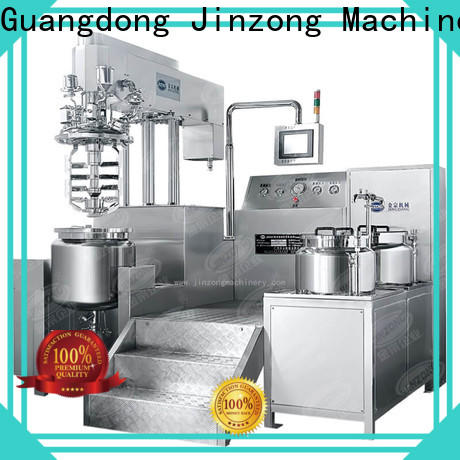Jinzong Machinery ointment pellet machines for sale factory for food industries