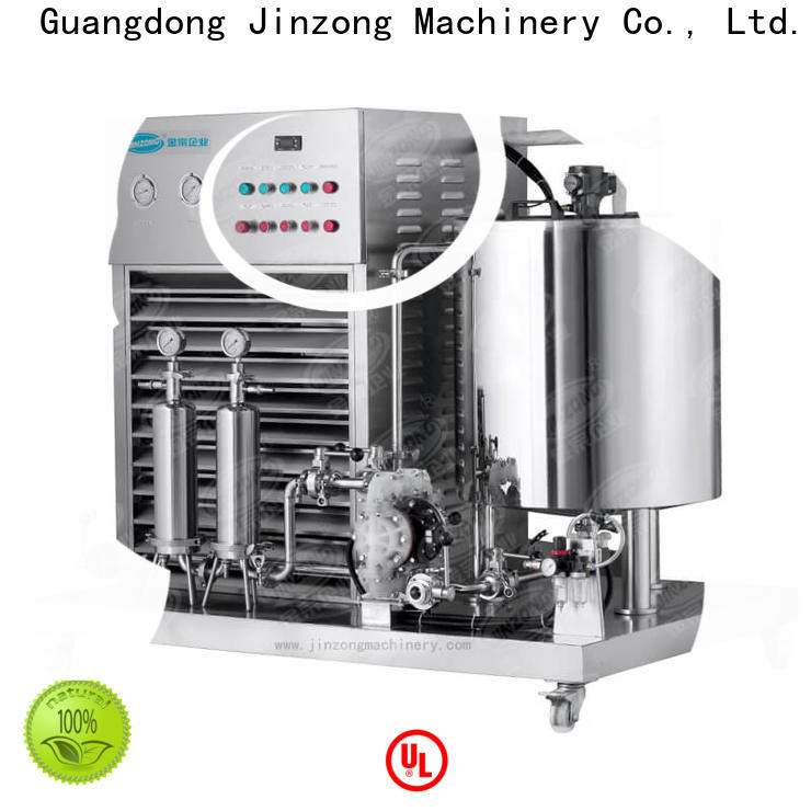 Jinzong Machinery best fluid mixer factory for nanometer materials