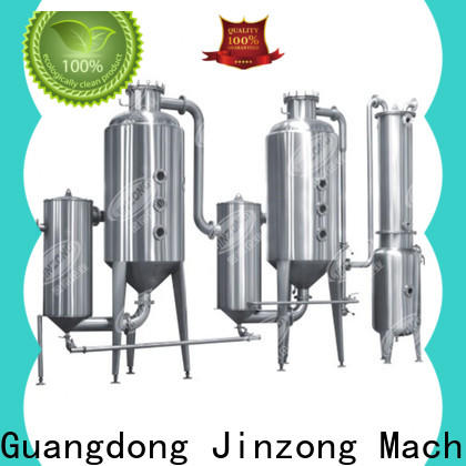 Jinzong Machinery best melting chocolate machine suppliers for reflux