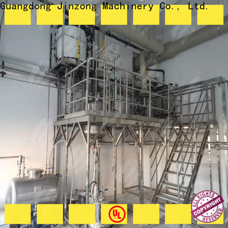 Jinzong Machinery multi function pharmaceutical machinery manufacturer for business for reflux