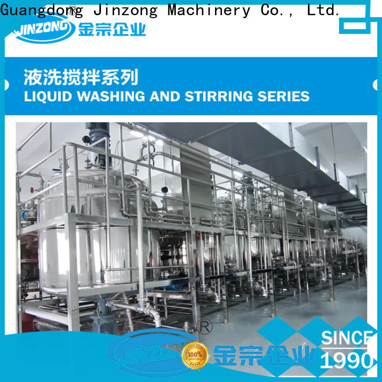Jinzong Machinery liquid bench mixer wholesale for petrochemical industry