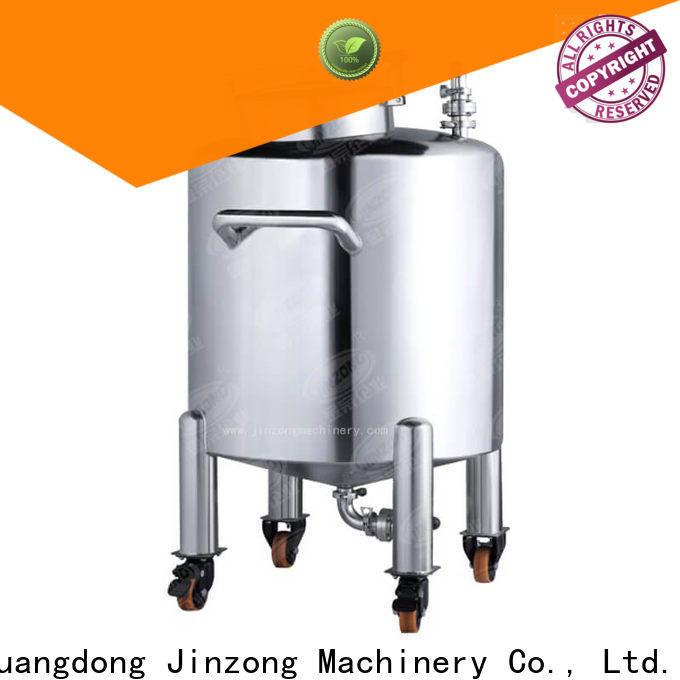 Jinzong Machinery bottles hobart dough mixer for sale suppliers for nanometer materials