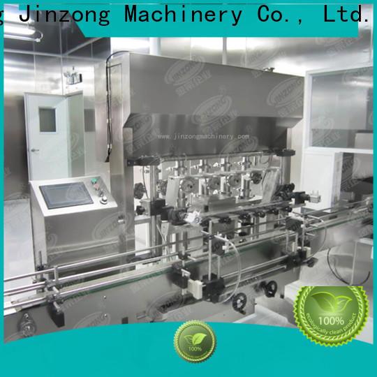 Jinzong Machinery water walker tank supply for nanometer materials