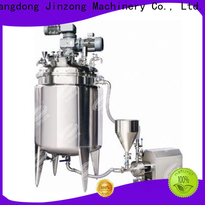 wholesale emulsifying mixing machine yga company for reflux