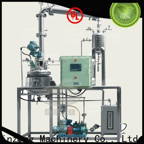 Jinzong Machinery wholesale tank dimension calculator suppliers for reflux
