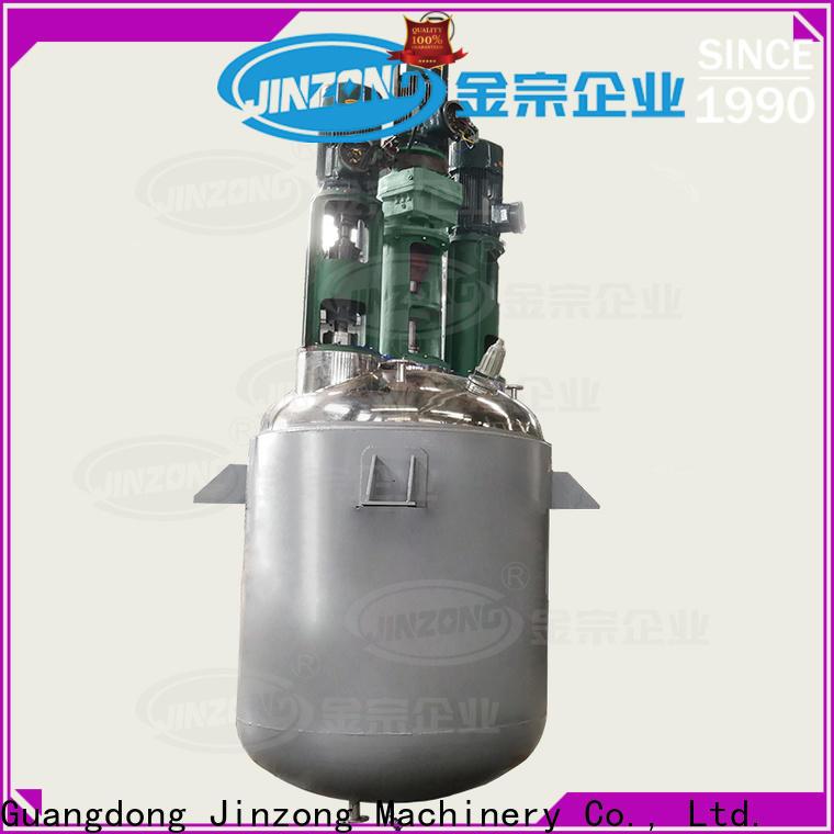 multifunctional liquid mixer agitator ss on sale for distillation