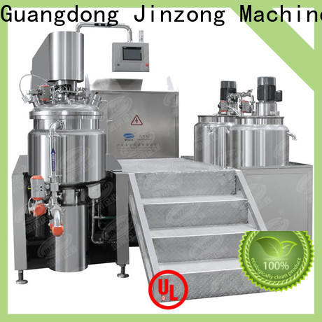 Jinzong Machinery double video machine for sale suppliers for nanometer materials