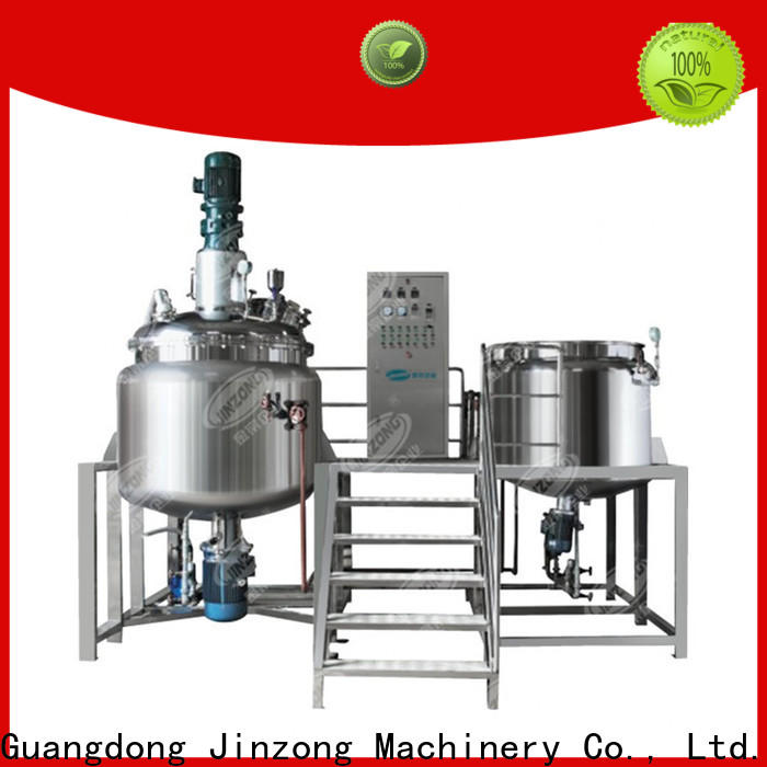 Jinzong Machinery ointment pharmaceutical equipment sales company for pharmaceutical