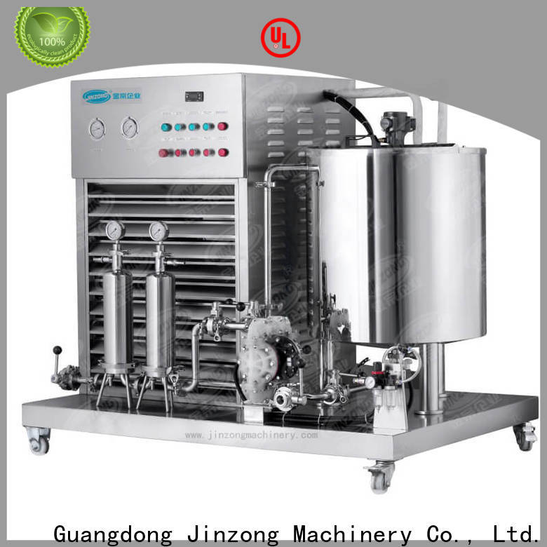 Jinzong Machinery practical high shear inline mixer company for paint and ink