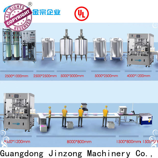 Jinzong Machinery wholesale industrial chemical mixer online for nanometer materials