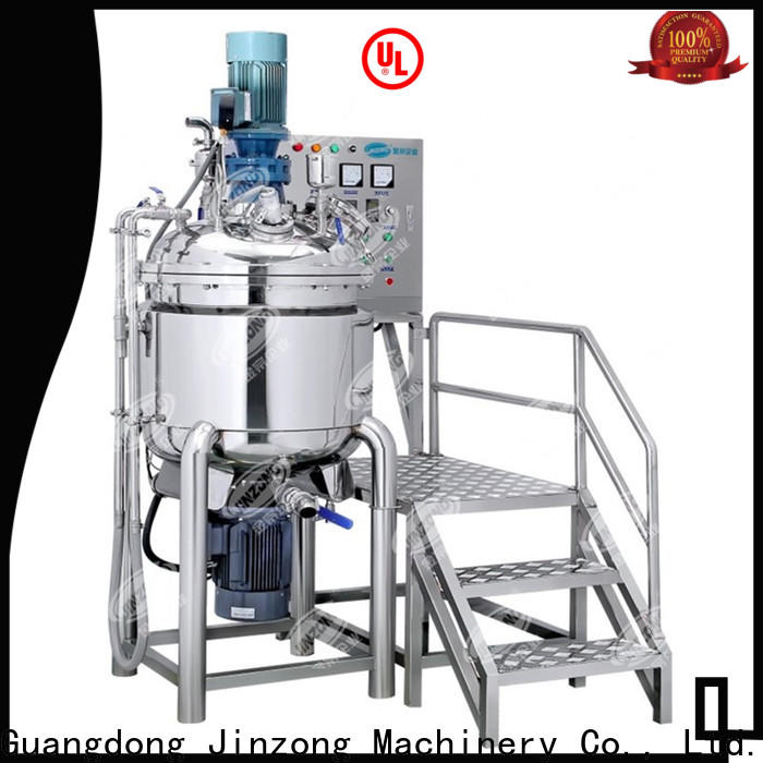 Jinzong Machinery jrf pharmacutical product series for reflux