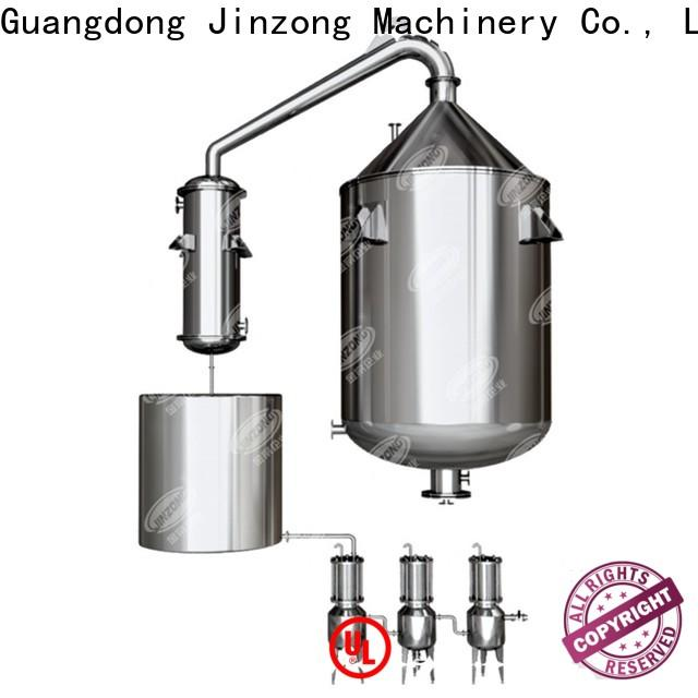 Jinzong Machinery multi function tunnel machinery online for reaction