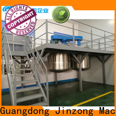 realiable automotive coatings production line mixer company for workshop