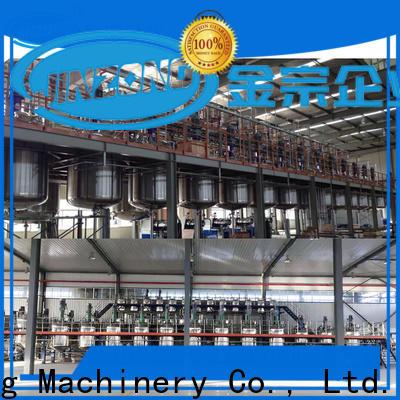 Jinzong Machinery realiable Metal Paint Production Line Equipment company