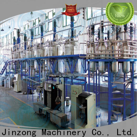 Jinzong Machinery wholesale paint manufacturing equipment suppliers for stationery industry