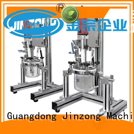 utility cosmetic mixer machine homogenizing high speed for petrochemical industry