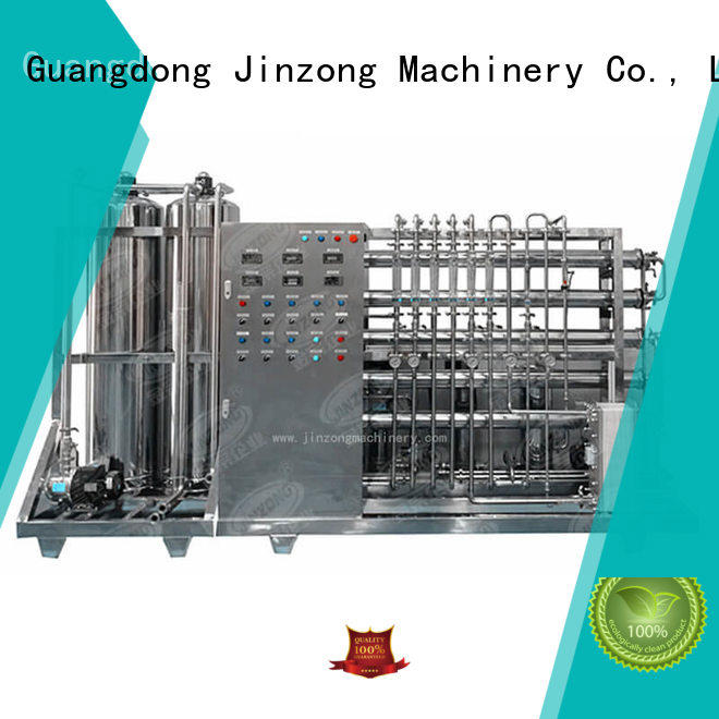 Jinzong Machinery vacuum cosmetic filling machine factory for food industry