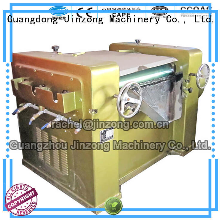 Jinzong Machinery horizontal industrial powder mixer supplier