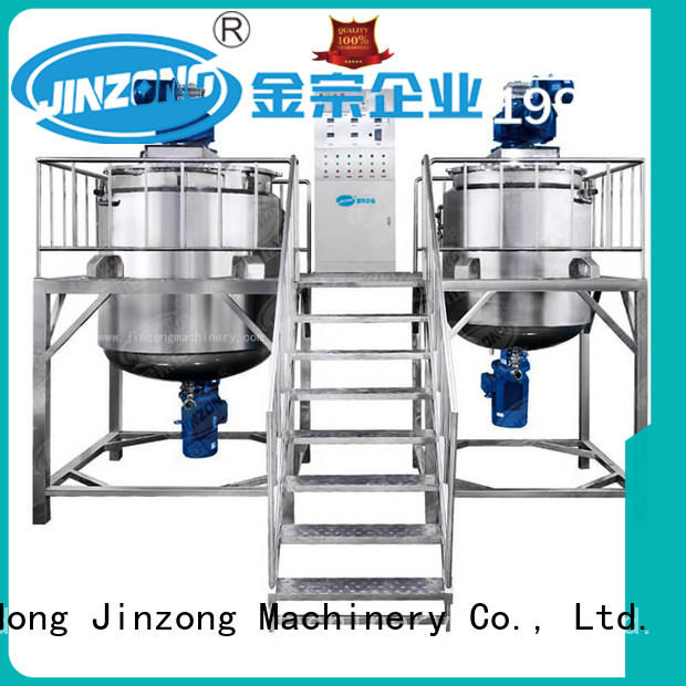 Jinzong Machinery high quality mix tank online for nanometer materials