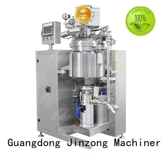 Jinzong Machinery vacuum water tank treatment series for reflux