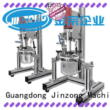 jy lotion filling machine filling for nanometer materials Jinzong Machinery