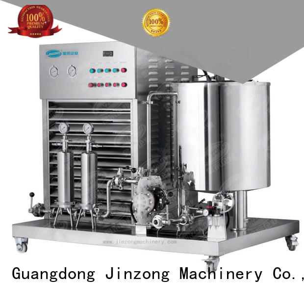 Jinzong Machinery utility cosmetic cream manufacturing equipment wholesale for paint and ink