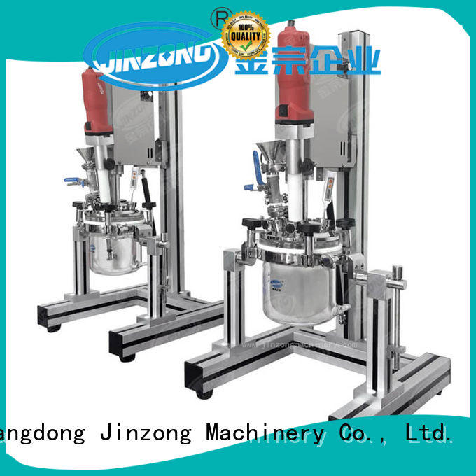 tank stainless steel mixing tank laboratory for petrochemical industry Jinzong Machinery