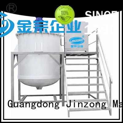 detergent cosmetic cream manufacturing equipment high speed for food industry