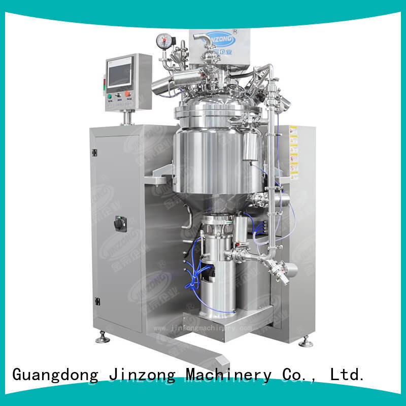 Jinzong Machinery customized ointment filling machine for sale for reflux
