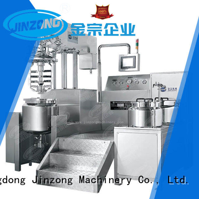 Jinzong Machinery accurate Purified Water for Injection System for Pharmaceutical Water System Filters online for pharmaceutical