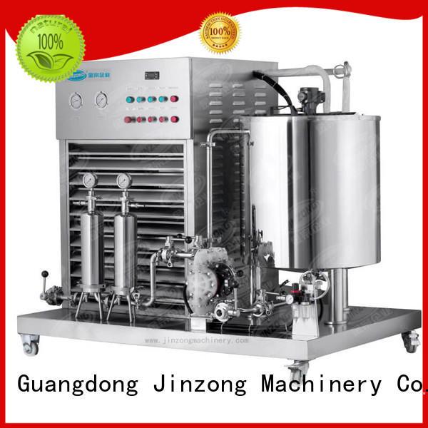 practical industrial tank mixers steel factory for food industry