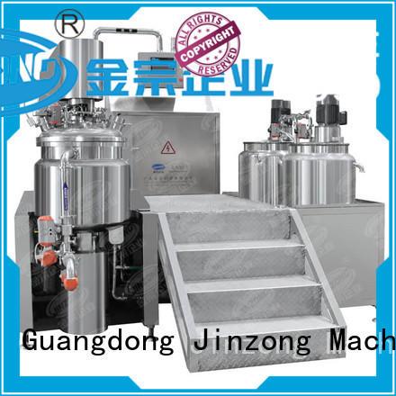 high quality vacuum emulsifying mixer wholesale for nanometer materials