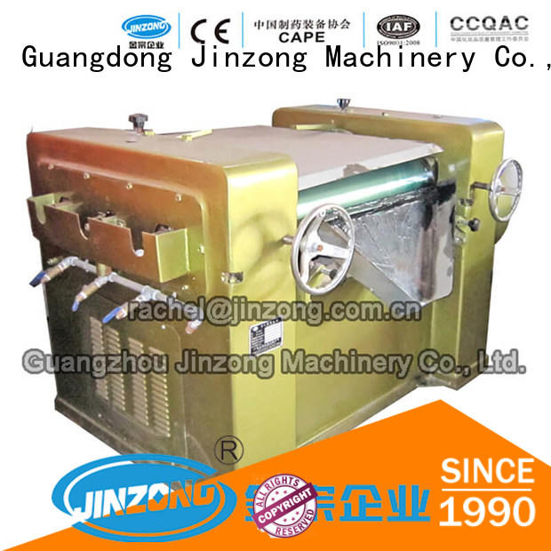 Jinzong Machinery safe powder mixer machine on sale for plant