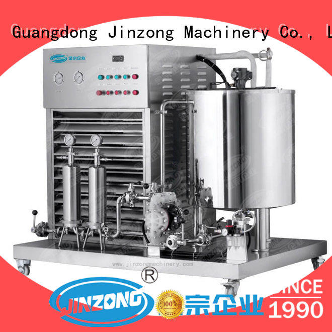 Jinzong Machinery steel paste filling machine factory for nanometer materials