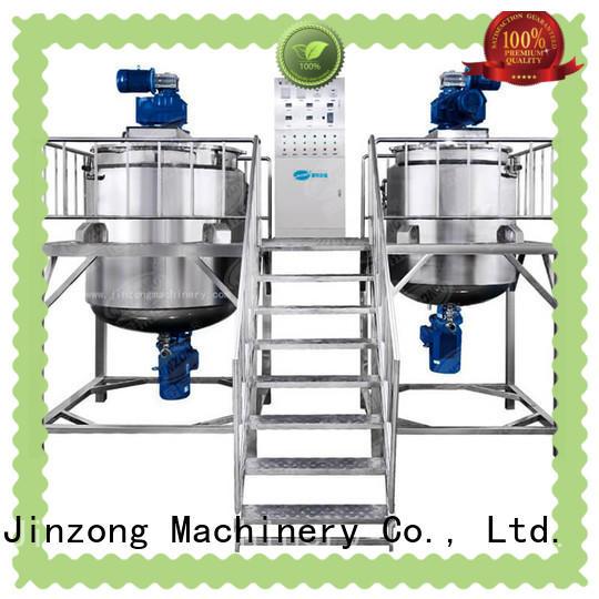 Jinzong Machinery machines automatic filling machine high speed for nanometer materials