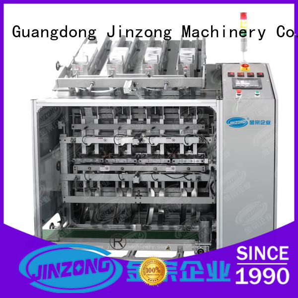 Jinzong Machinery multifunctional Skin care products making machine wholesale for petrochemical industry