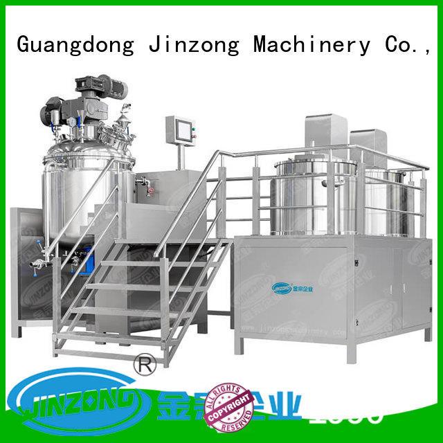 JR Series Vacuum Ointment Making Machine