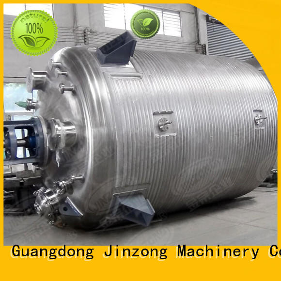stainless steel chemical machine heating manufacturer for reflux