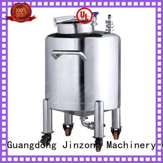 Jinzong Machinery high quality filling machines for cosmetic creams & lotions stainless for paint and ink