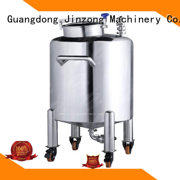Jinzong Machinery utility cream filling machine online for food industry
