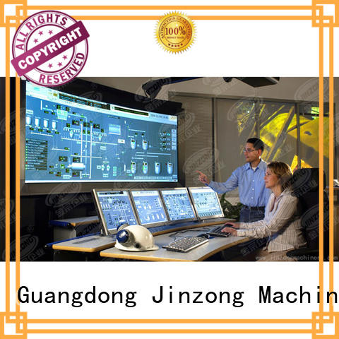 Jinzong Machinery capacious intelligent production system on sale for factory