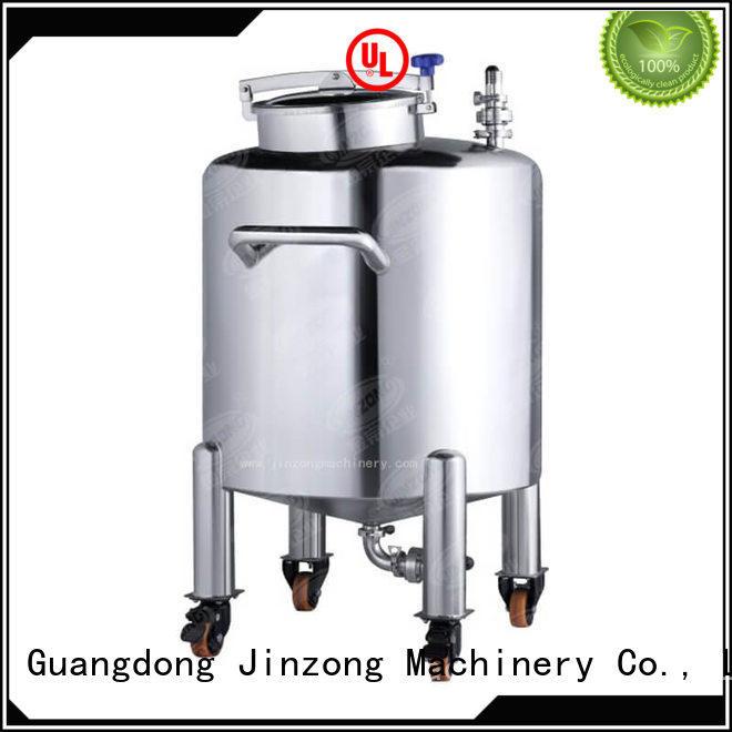 Jinzong Machinery making Vacuum emulsifier wholesale for food industry