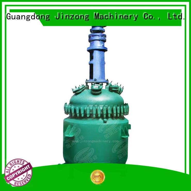 Jinzong Machinery multifunctional chemical machine Chinese
